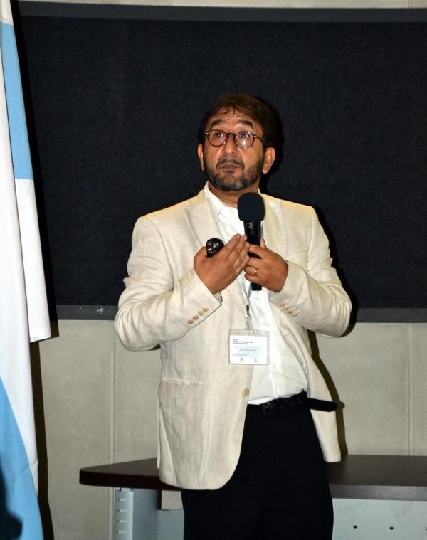 Ingeniero Agrónomo – Magister Consultor Internacional, Profesor Universitario y  Asesor de FAO/PNUMA/ONUDI