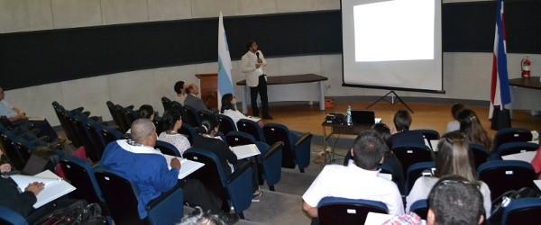 CICA realiza curso de registro de plaguicidas